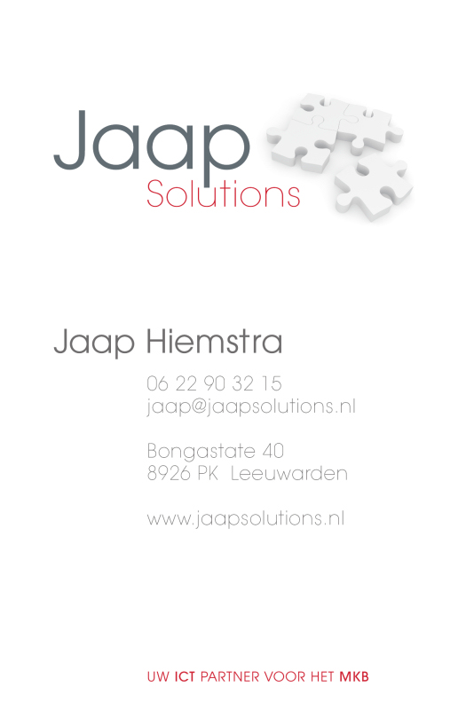 Jaap Solutions